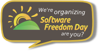 Software Freedom Day Event in Hereford Sat 19th September 2015